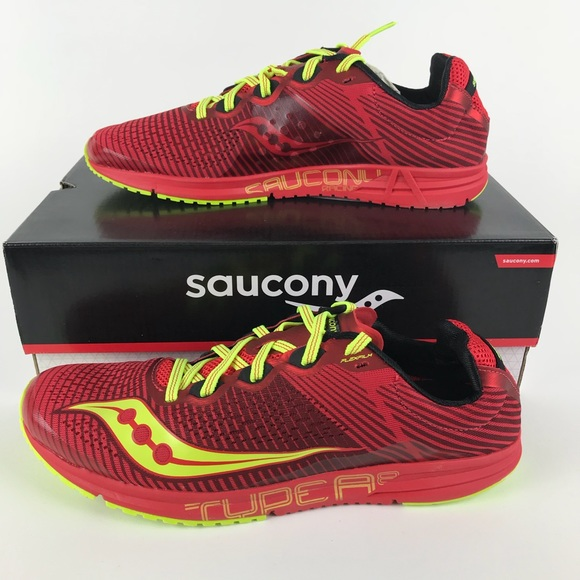 outlet store 9728d e2b3b Saucony MENS Type A8 racing shoe NWT
